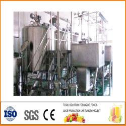Rápida Turnkey fruta congelada Cenoura Transformação da linha de produção
