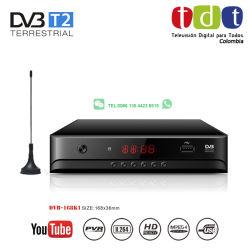 Junuo Tdt Full HD receptor DVB T2