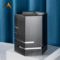 Commerce de gros Accueil Corbeille Boîtes de rangement en métal de stockage de déchets et casiers