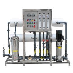 Gt FRP 8040 Traitement des eaux industrielles Système d'Osmose Inverse