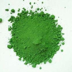Органический пигмент Chrome зеленый для огнеупорного стекла краски