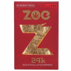 Zoe papel de cigarro por grosso