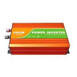 TVのラップトップライトに使用する太陽インバーター12VDC 120VAC 500W Inversor 500W