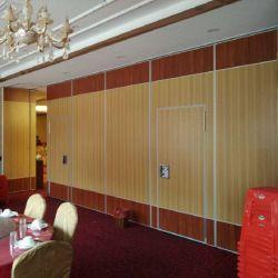 Isolamento fonoisolante divisori pieghevoli pareti mobili acustiche per conferenze Camera