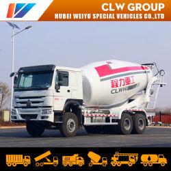 De duurzame het Mengen zich van Sinotruk HOWO 6X4 Concrete Prijs van de Vrachtwagens van de Mixer van het Cement van de Meters van de Apparatuur 9m3 10 Kubieke in het gunstigste geval in China