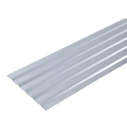 Feuille d'aluminium ondulé Roofing bâtiment pour l'isolement (1060 8011 3003)