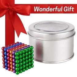 Magnet-Kugel-Spielwaren/NdFeB Neocubes mit Zinn-Kasten