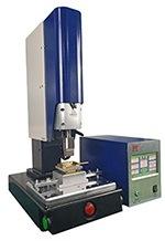 超音波プラスチック溶接機のトンコワンFu Jia機械装置20のkHzの/2600W FjSetrのサーボ制御の高い発電の精密