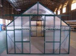 Gran área de efecto invernadero de plástico de tela Casa jardín para plantar flores vegetales RDGU0824-6(mm)