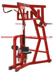 TM02 Remo Lat Rebater/equipamento de ginásio comercial/aprovado pela CE Equipamento Fitness Comercial
