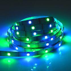 Программируемые 5050 цифровой индикатор Magic 30 пикселей RGB LED газа