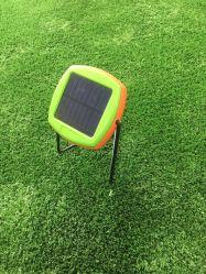 고밝기 휴대용 솔라 전원 LED 라이트 랜턴 램프