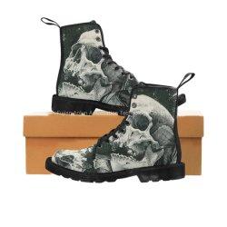 新しいカスタムサッカーの冬の人の靴のための暖かい足首のブート、人のためのスエードのブート