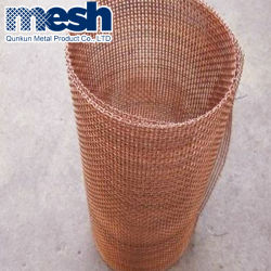 Nichtmagnetischer Phosphor Phosphor Bronze Draht für feines Mesh Tuch