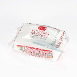 OEM Пол домашних хозяйств влажных салфеток 30 штук нетканого материала ткань пол влажных салфеток для очистки пола влажных салфеток