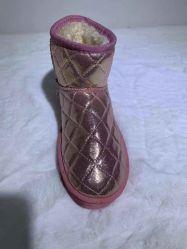 De Sexy Schoenen van Ladied van de Laarzen van de Enkel van de Winter van het Leer van de Vrouwen van China