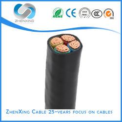 Cable de cobre aluminio Cable Elelctric ferroviaria