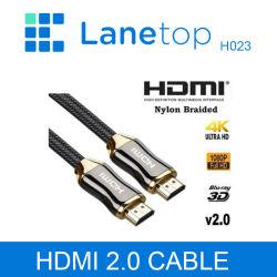 Lanetop HDMI Cable Cable HDMI a HDMI HDMI 2.0 3D de 4K de cable para TV LCD HD portátil proyector PS3 Cable de ordenador 10m 33m 15m50M 20m