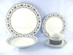 Leverancier Goedkope Cookware van het Vaatwerk van het Vaatwerk van het Porselein van de Fabriek van China de In het groot