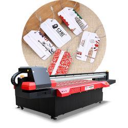 LED de gran formato digital impresora plana UV MT-UV 2513GX utilizados para el vidrio de madera metal