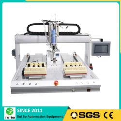 場所の製品の前部が付いているねじ留め具機械は早い教育機械のための後部機能を選び、等をもてあそび、