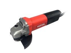 1050W 100/115мм ручного электроинструмента Hifox угловой шлифовальной машинки 1034 для промышленного использования