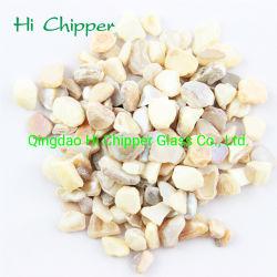 Hi Chipper Esmagado Mãe de Pearl Sea Shell para Terrazzo
