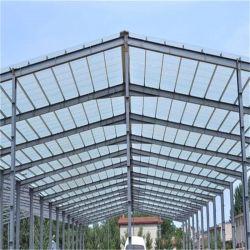 Простота установки стальных структуры строительных работ в Африке