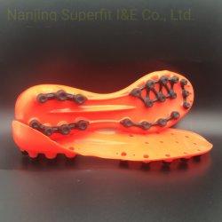 Il gioco del calcio Mixed di colore TPU di alta qualità scarpa le suole