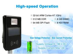 Система продажи билетов NFC RFID считыватель смарт-карт по шине CAN с помощью сканера штрих-кода (P18-L2)