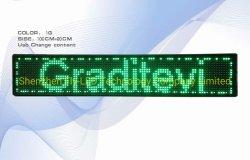 Centres de messagerie électronique affichage LED