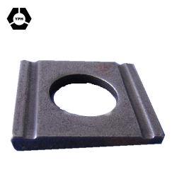 Acier inoxydable DIN434 Rondelles coniques carré pour l'U-Section