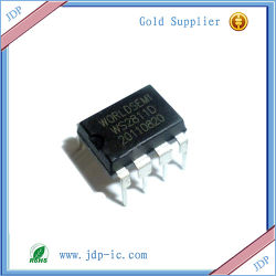 Ws2811D de 256 niveles de tubería simple de corriente constante de la escala de grises Three-Channel Controlador de LED de IC Sop-8
