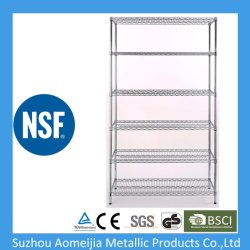 BSCI 4 Regal Commercial Adjustable Steel Shelving Systems Lagerregale