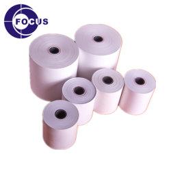 Китай производители 80*80мм/57*40мм 45/48/55/58/65/70GSM синий/черный тепловой рулона бумаги/Термобумага для получения