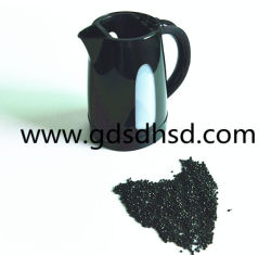 PE / PP / PS / ABS / PVC/PC / PA / PBT / PU / EVA noir de carbone en plastique masterbatch