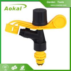 Спринклер ИМПа ульс пластмасс полива потека воды спринклера инструмента сада