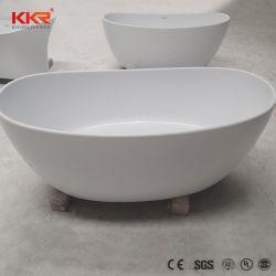 Vasca di bagno di pietra d'inzuppamento dell'acquazzone sanitario di superficie solido degli articoli di Kkr (190621)