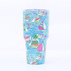[بورتبل] ماء جعة قهوة ضعف جدار يعزل فراغ [420مل] [14وز] [ستينلسّ ستيل] إبريق مع مزلق غطاء لأنّ سيدة [كب هولدر]