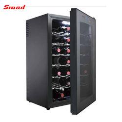 28 бутылок термоэлектрических холодильник для вина винный погреб охладителя