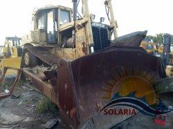Utilisé Caterpillar D8d'origine n tracteur Bulldozer CAT D8n pour la construction