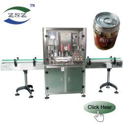 Zsz automatique de couvercle de joint du bouchon de pression de la machine