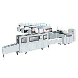 Vollautomatischer Papierhochgeschwindigkeitsausschnitt A4 und Verpackungsmaschine