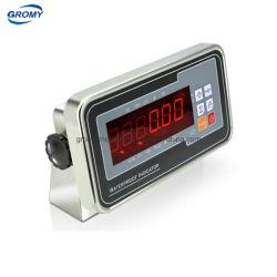 荷重計のプラットホームのデジタル電子ロードは重量の表示器LEDの重量を量る