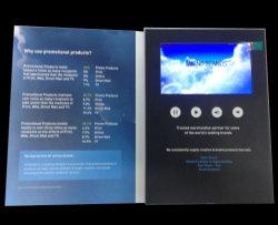 Videomolder met LCD-scherm van 5 inch - 10 inch