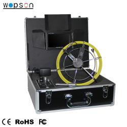 Endoscopio telecamera subacquea per ispezione fognature condotte