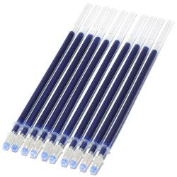 0,5 mm, 0,7 puntos de recarga Lápiz Roller de tinta Negro Azul Rojo Bolígrafo recambios