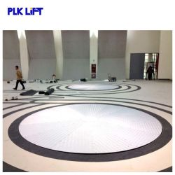CE 認定 3000 kg の自動パーキングカーターンテーブル販売