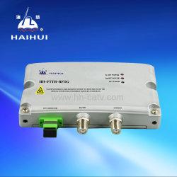 FTTH CATV Mini récepteur optique Rfog intérieur noeud