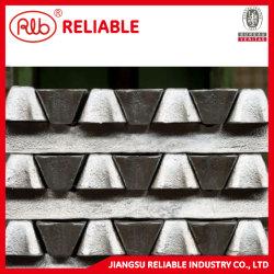 Matières premières Les lingots en alliage aluminium Al-Ce10 %